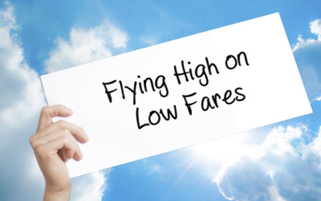 Low Cost Flight Airfare